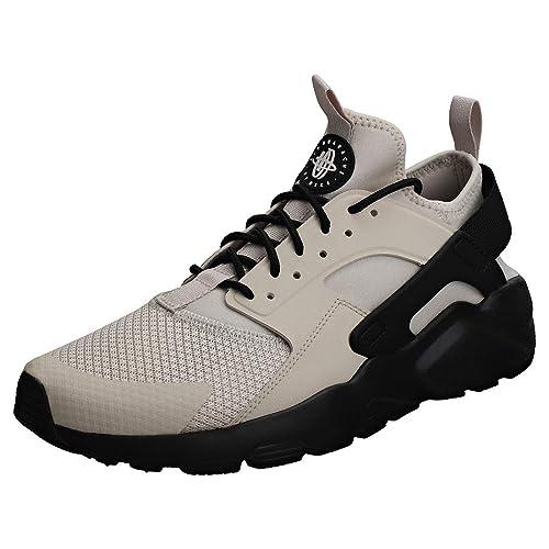 detailed pictures 3a01b 0bd5a Nike Men s s Air Huarache Run Ultra Fitness Shoes Multicolour (Desert  Sand Black Dark