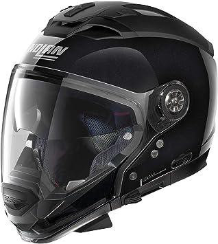 Nolan Herren N70 2 Gt Special N Com Metal Black S Helmet Schwarz S Auto