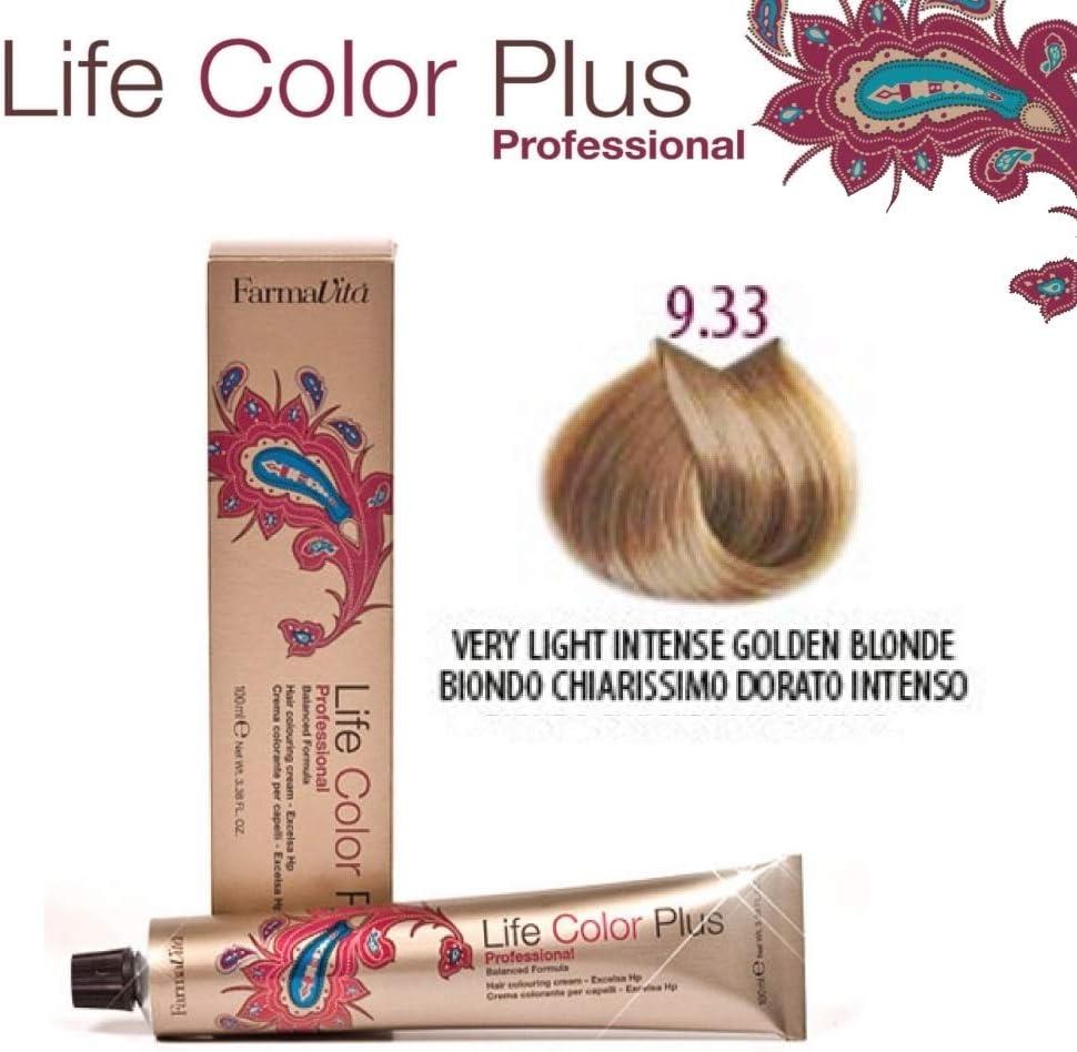 Farmavita Life Color Plus Tinte Capilar 9.33-90 ml