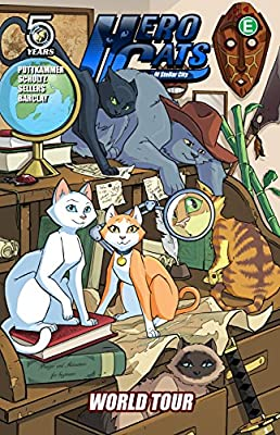 Hero Cats Vol. 4: World Tour