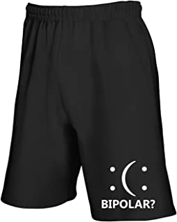 Speed Shirt Pantaloncini Tuta Nero FUN0779 Bipolar