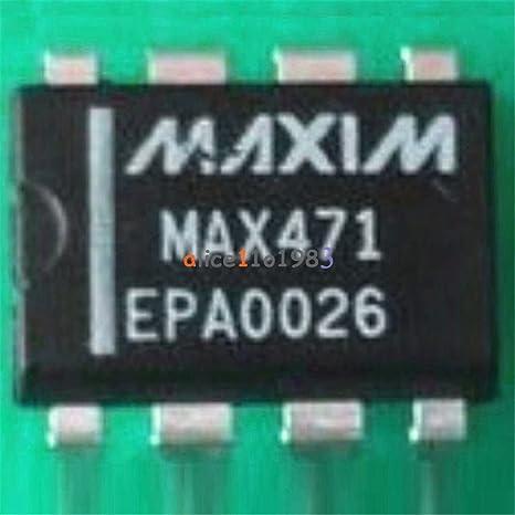 Sellify MAX471CSA + DIP-8 IC PRECISION HIGH-SIDE CURRENT SENSE