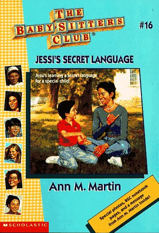 Jessi's Secret Language (Baby-sitters Club) by Apple