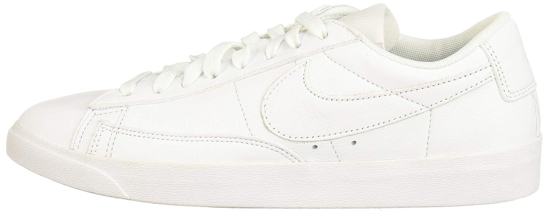 Nike Damen Bianco W Blazer Low Le Fitnessschuhe, Bianco Damen Weiß (White/White/White 104) 81c32a
