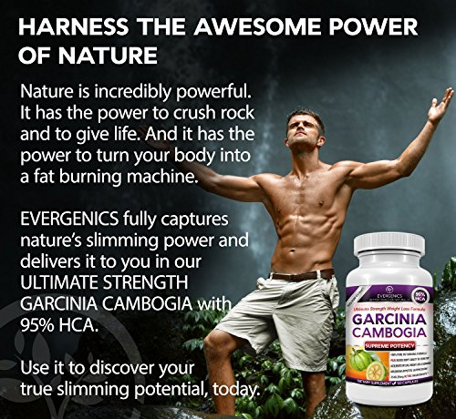 Evergenics Garcinia Cambogia Extract Weight Loss Formula ...