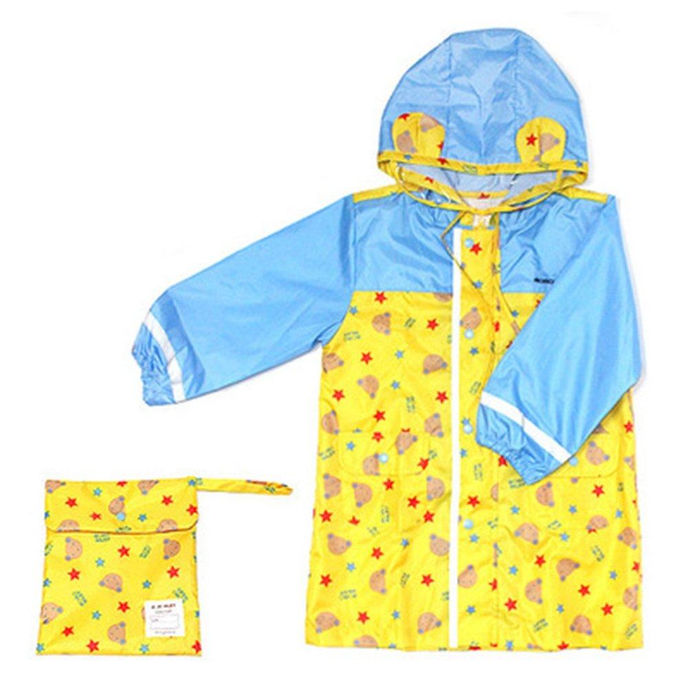 e9f982e1640d Kids Storm Break Waterproof Jacket Lively Pattern Raincoat Child ...