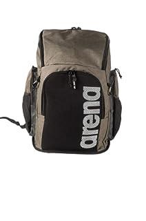 Amazon.com: Arena Fastpack 2.1 - Mochila de natación, Negro ...