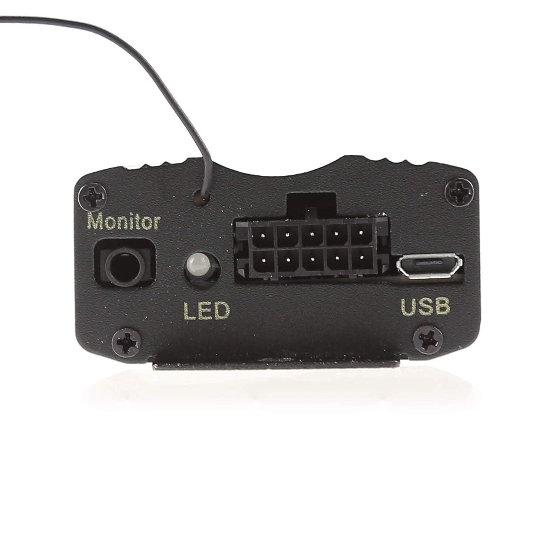 TK103A - Rastreador GPS para Coche con Alarma antirrobo para ...