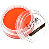 SUVA Beauty - Acid Trip (UV) Hydra FX, Water-Activated Neon Orange Body Paint Makeup, 10g