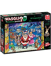 Wasgij Christmas 17 2x1000 stukjes