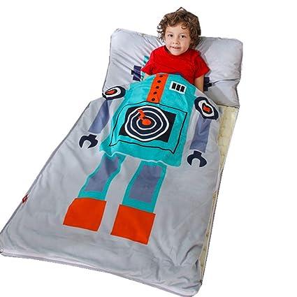 2 En 1 Edredón del Saco De Dormir del Bebé (3-8 Años)