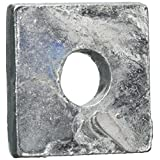 VERSABAR VF-1101-1/2-HDGA Square Washer Clearance Hole Hot Dipped Galvanized