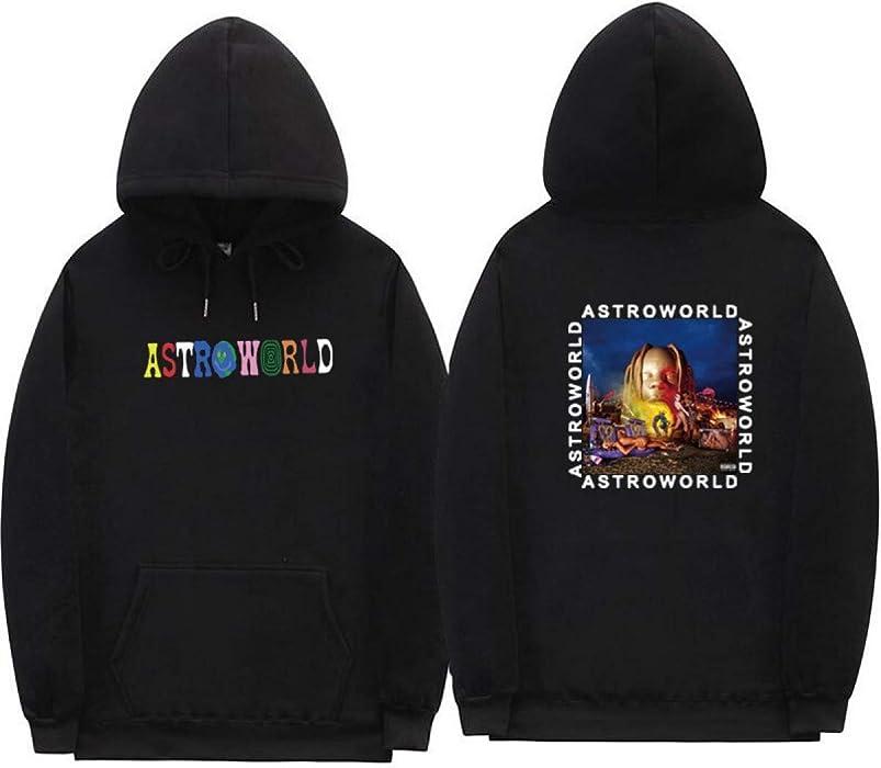 Astroworld Hoodies for Men Scott Astroworld Man Woman Hoodie Sweatshirt Hoodies
