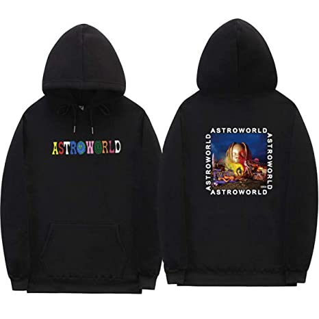 Amazon.com: Astroworld Hoodies for Men Scott Astroworld Man Woman Hoodie Sweatshirt Hoodies: Clothing