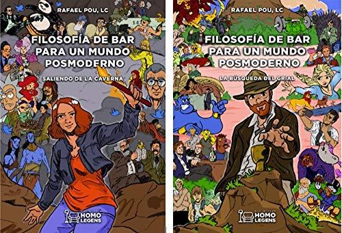 Filosofía de bar para un mundo posmoderno: SALIENDO DE LA CAVERNA por LC Rafael Pou