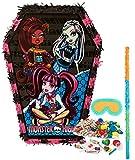 BirthdayExpress Monster High Party Supplies - Pinata Kit
