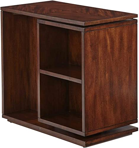 Progressive Furniture II Chairside Table, Brown