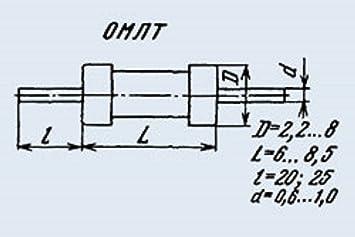 Details about  /Soviet Union Resistor OMLT-0,5V 20 ps ОМЛТ-0,5В - 91 Om 10/%