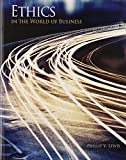 Ethics in the World of Business, Lewis and Phillip, 1465239790