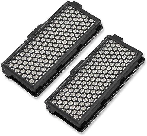 S5000 SF AP 50 FHzytg 2 pezzi filtro HEPA attivo filtro aria aspirapolvere SF-HA 50 AirClean per Miele SF-50 S8000 S6000 Miele SF-50 S8 e S4000 // 7226150 S5 tipo S4 S6 SF AH 50