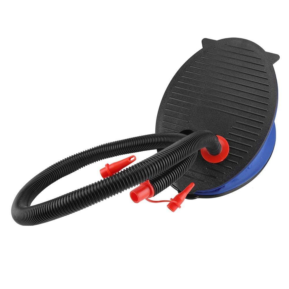 Dilwe Foot Air Pump, Portable PVC Air Step Inflator for Air Cushion Bed Balls