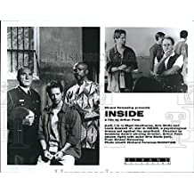 Press Photo Movie The Insider Actor Al Pacino Russell Crow