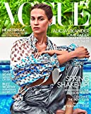 Vogue March 2018 Issue