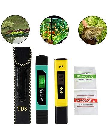 3in1 TDS + EC + medidor de la Temperatura y medidor Digital del pH de LCD