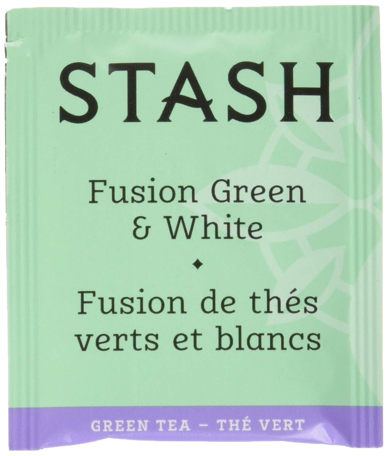Stash Tea Fusion Green & White Tea 100 Count Tea Bags in Foil (Packaging May Vary) Individual Tea Bags for Use in Teapots Mugs or Cups, White Tea and Green Tea, Brew Hot or Iced by Stash