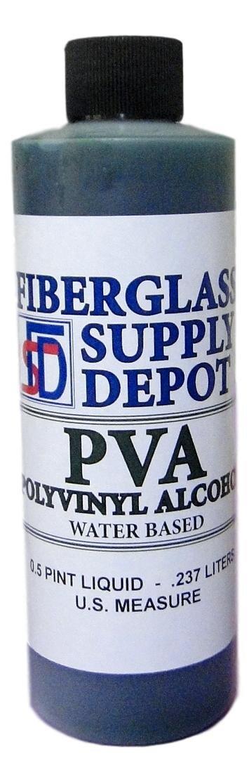 PVA - PARTALL Film #10 Polyvinyl Alcohol (PVA) Half Pint