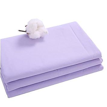 Sandm Reine Farbe 100 Baumwolle Spannbettlakengrobes Tuch