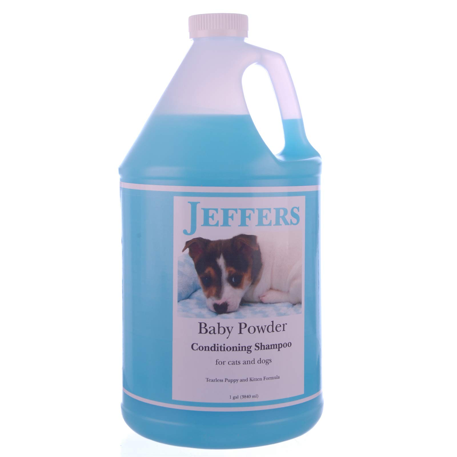 Jeffers Baby Powder Tearless Shampoo, Gallon by JeffersPet