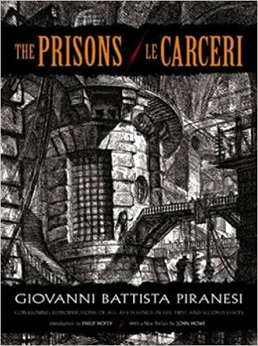 the prisons le carceri dover fine art history of art