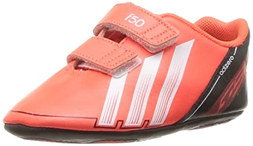 7e50ed13a18d4 adidas Baby Boys F50 Adizero Crib First Walking Shoes  Amazon.co.uk ...