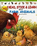 Hi Read Stick and Learn about Farm Animals, Andre Boos, 1594960496