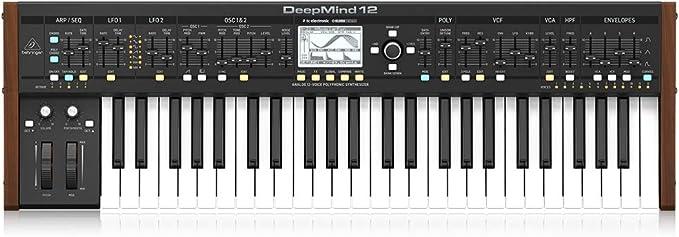 Behringer Deepmind 12 Musikinstrumente