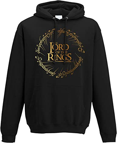 Mens One Ring Sweater Lord of The Rings