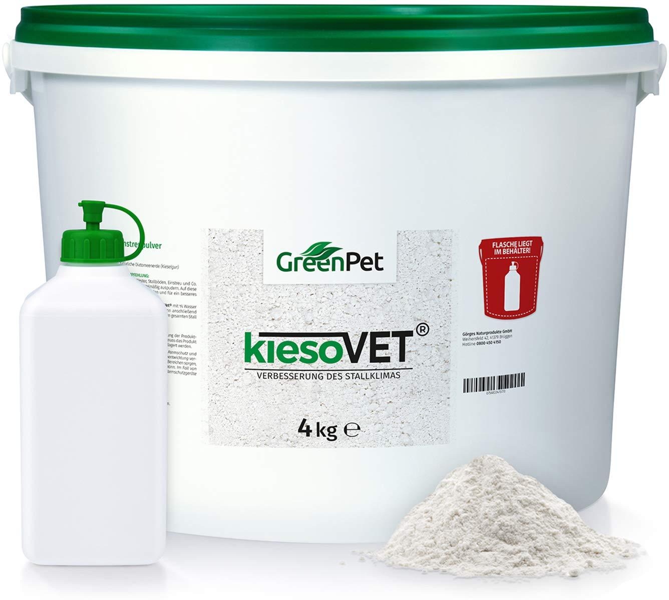 GreenPet. 4Kg molida
