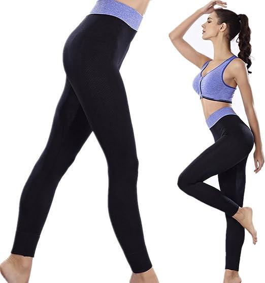Womens Athletic Workout Yoga Pants Moto Capri Leggings BLUE Sz LARGE//X-LARGE