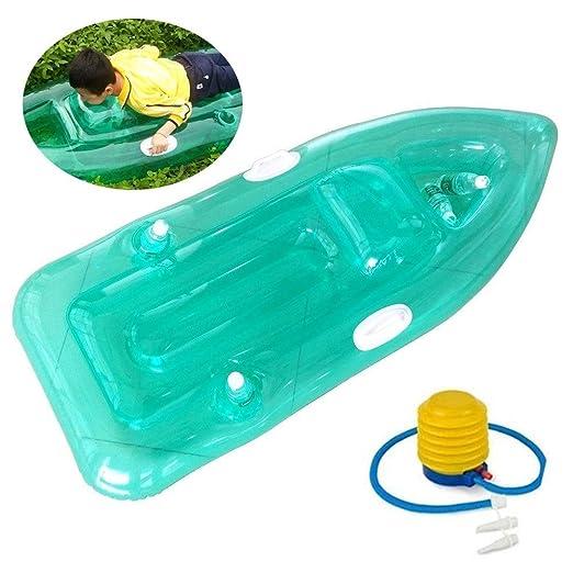 Fila flotante inflable con Barra Hinchable Inflable Flotador ...