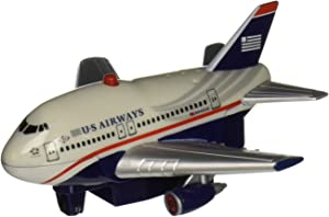 Daron New Livery Us Airways Pullback Toy with Light and Sound