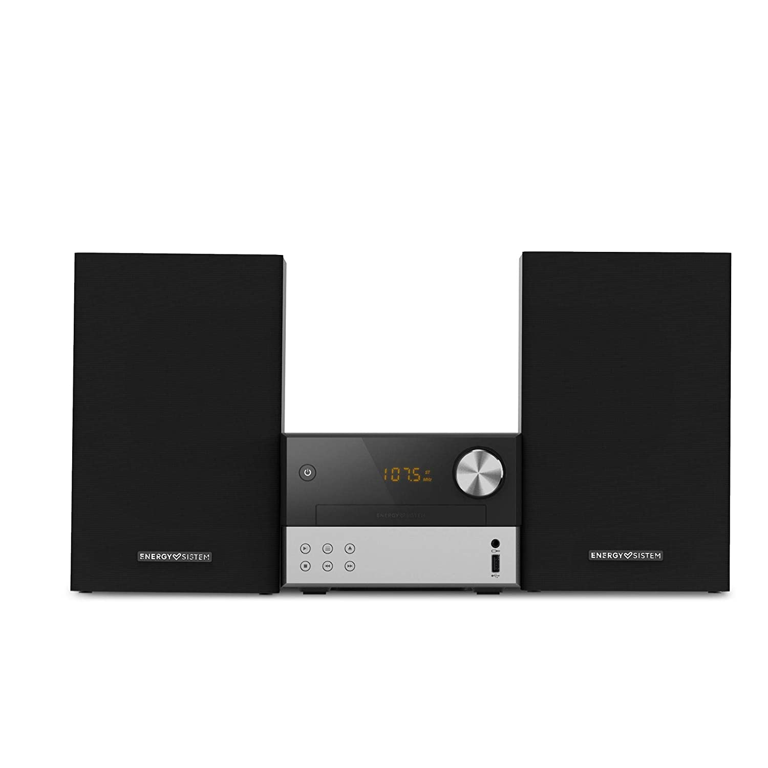 Energy Sistem Home Audio 7 Micro Hi-Fi (Microcadena con Bluetooth ...