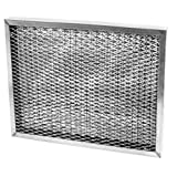 Generic 261753 Mesh-Type Grease Filter Aluminum 20'' X 25'' X 2'' For Commerical Kitchens