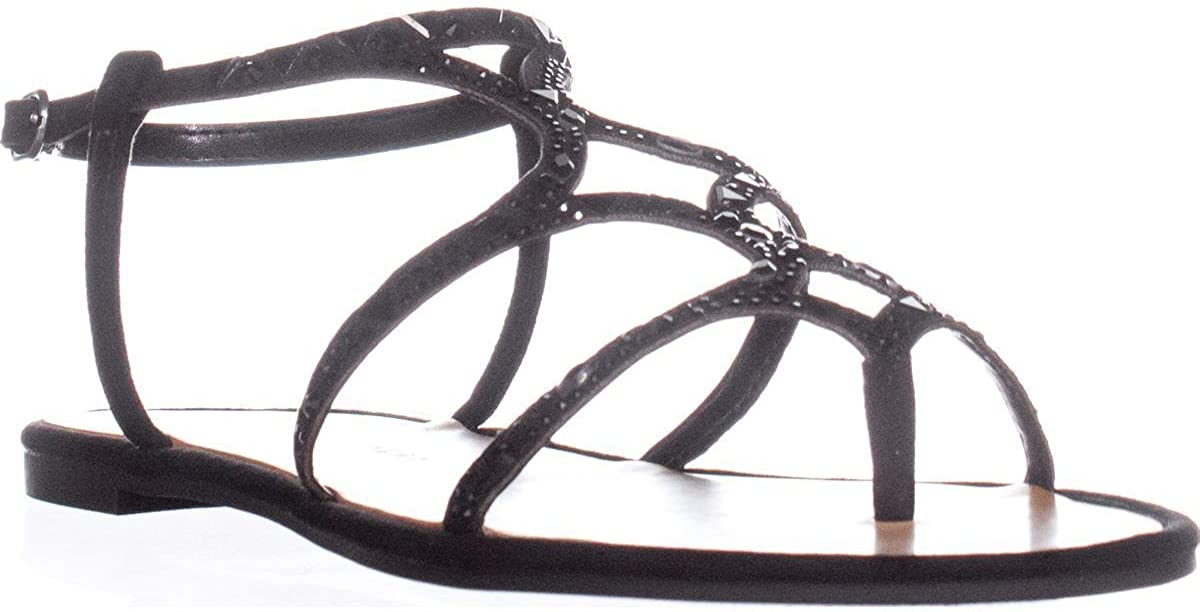 Chinese Laundry Womens Gianna Open Toe Casual Ankle Strap
