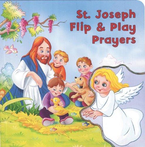 St. Joseph Flip & Play Prayer Book (St. Joseph Kids' Books)