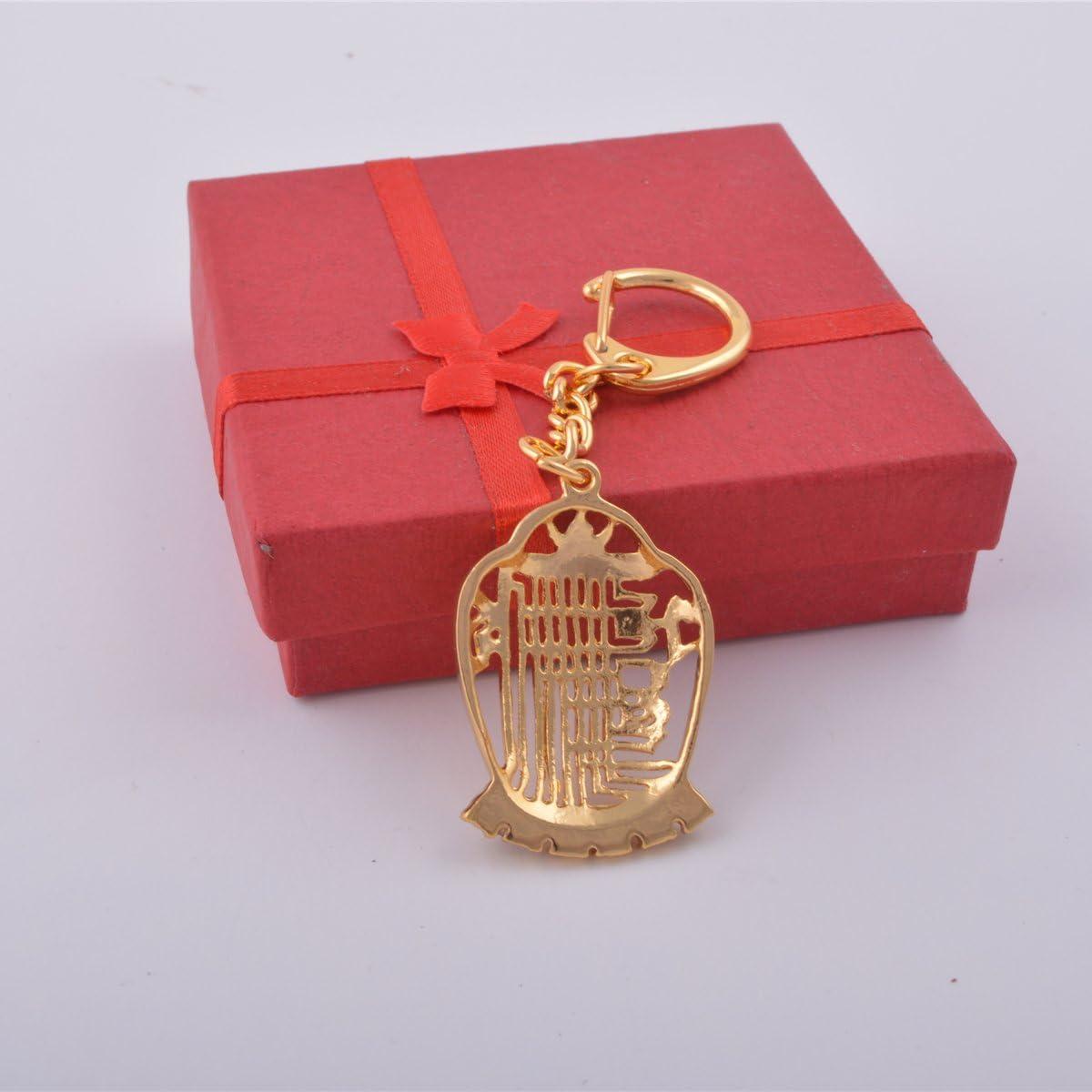 porte-cl/és GRATUIT Mxsabrina Bracelet corde rouge W1040 Feng Shui puissant d/écuplant Tantra de Kalachakra Protection