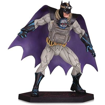DC Collectibles Dark Nights: Metal: Batman with Darkseid Baby Statue: Toys & Games