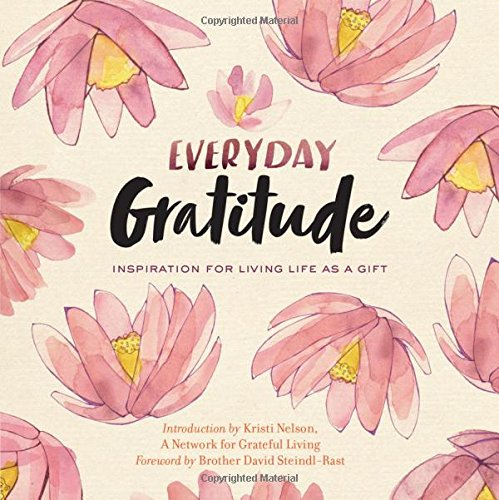 Everyday Gratitude: Inspiration for Living Life as a - Book Inspiration