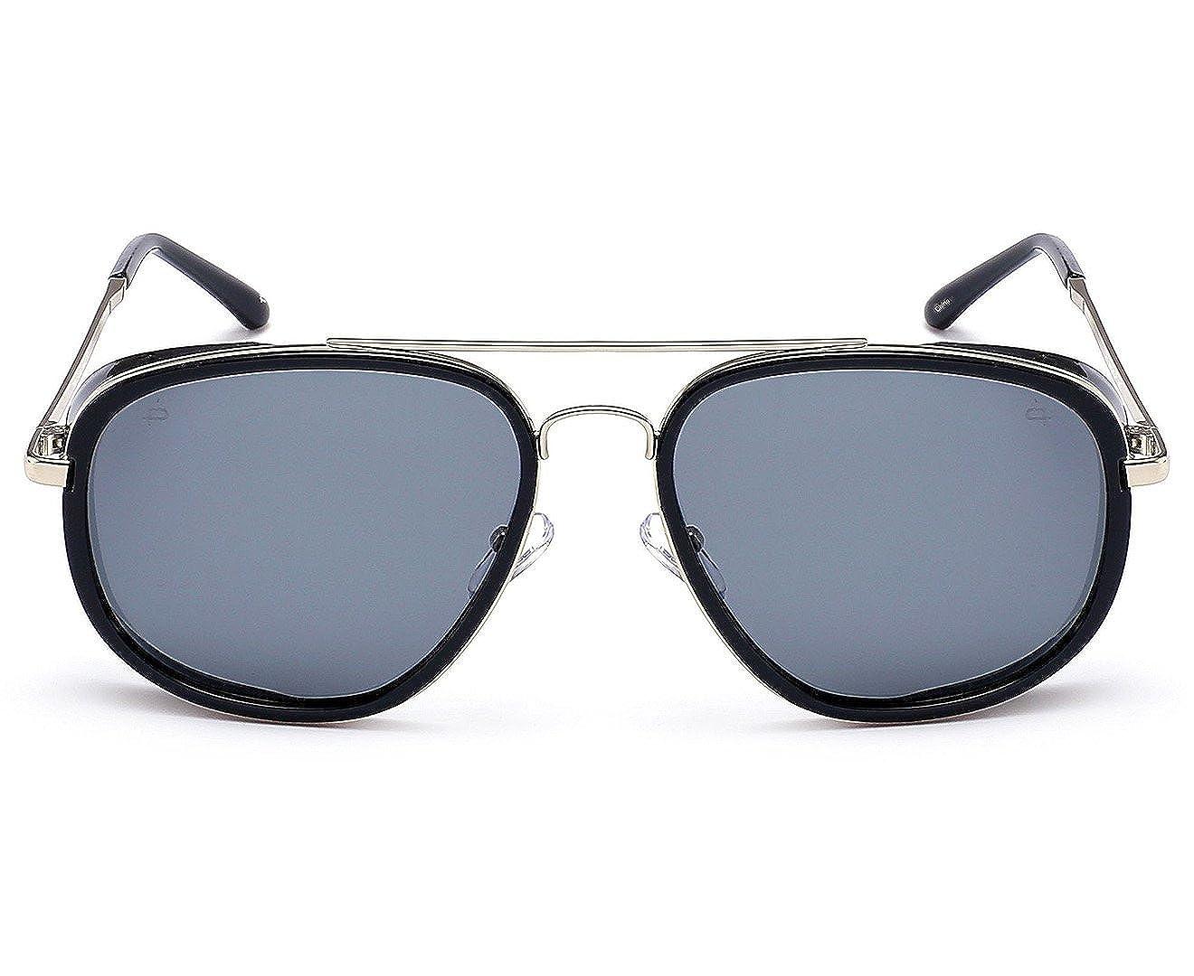 "4c598e443f5 Amazon.com  PRIVÉ REVAUX ""The Explorer"" Handcrafted Designer Rider  Polarized Sunglasses For Men   Women  Clothing"