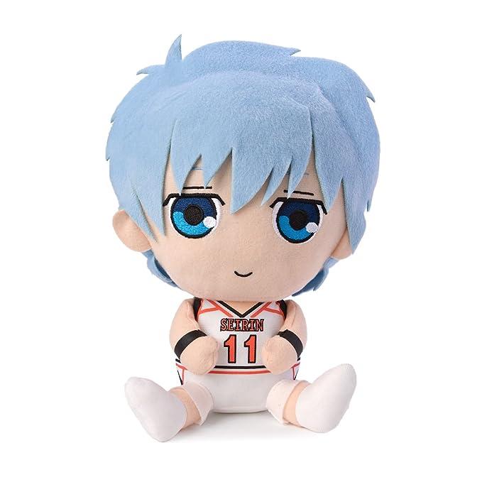 Amazon.com: Kuroko No Basket Kuroko Tetsuya Super DX Plush Toy: Toys & Games